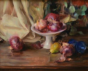 "Quang Ho | ""Arrangement with Onions"""