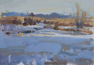 "Quang Ho | ""Winter Sketch"""