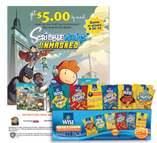Scribblenauts with variety pack