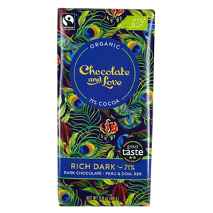 Chocolate and Love - Rich Dark - 71%