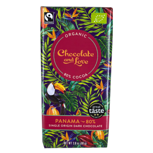 Chocolate and Love - Panama - 80%