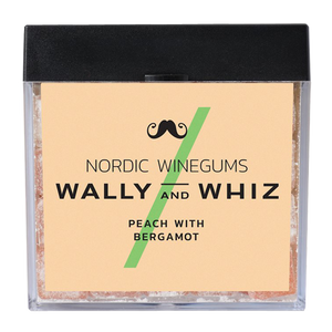 Wally and Whiz - Fersken med bergamotte