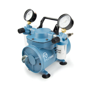 CHEMICAL RESISTANT DIAPHRAGM VACUUM PUMP