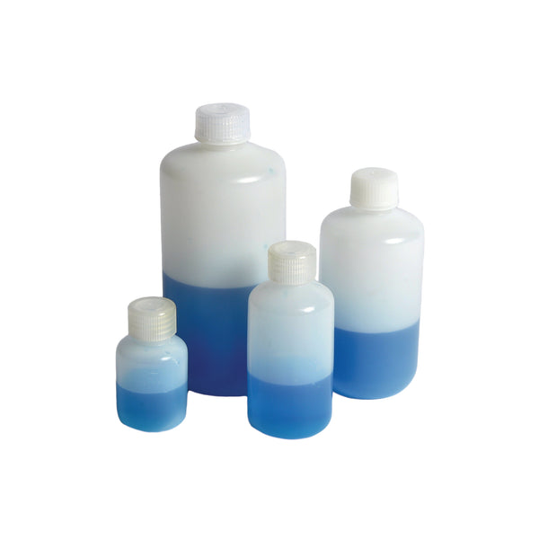 Narrow Mouth Reagent Bottles HDPE