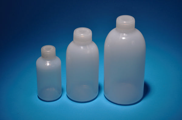Reagent Bottle, Bulk Pack, HDPE - lyonscientific
