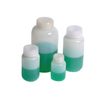 Reagent Bottles, Wide Mouth, HDPE
