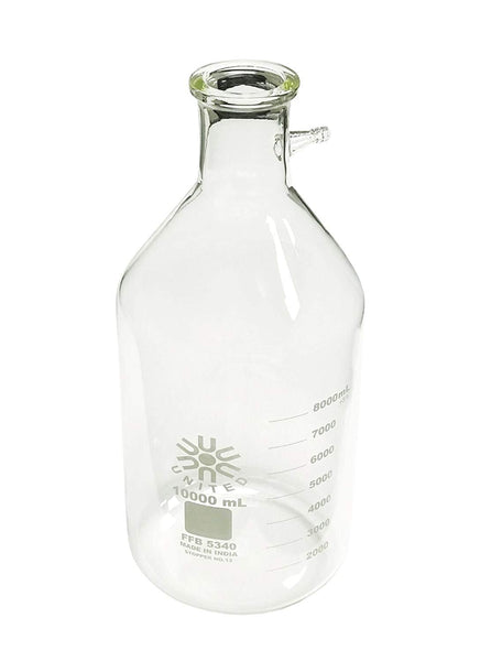 10 L Capacity Filtering Bottle - lyonscientific