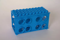 Test Tube Rack, Cube, PP - lyonscientific