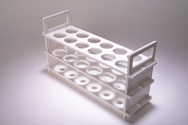 Test Tube Rack, PP, 3-Tier - lyonscientific