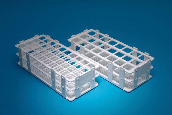 Test Tube Racks, Wet/Dry, PP - lyonscientific