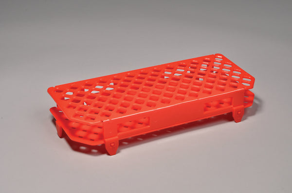 Racks for Microcentrifuge Tubes, 100-Place, PP - lyonscientific