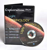 Light Technology Exploration Pack Sets - lyonscientific