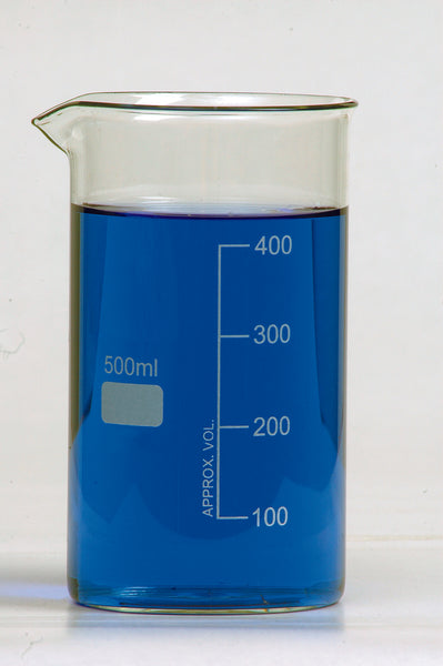 Beakers, Berzelius, Tall Form, Borosilicate Glass - lyonscientific