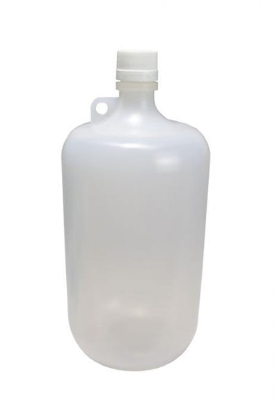 Reagent Bottles, Narrow Mouth, PP, HDPE Cap