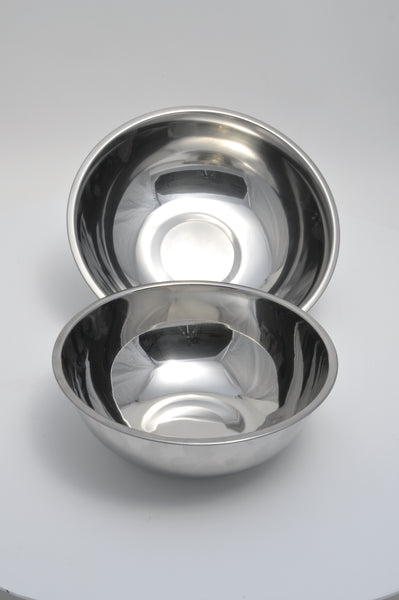 Economical Bowls, Stainless Steel - lyonscientific