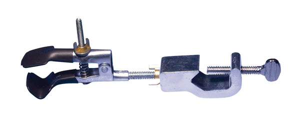 Burette Clamp with Boss Head, Coated Jaws - lyonscientific