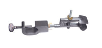 Burette Clamp with Boss Head, Uncoated Jaws - lyonscientific