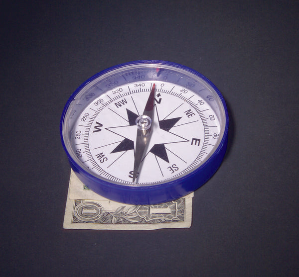 Large Magnetic Compass - lyonscientific