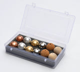 Drilled Ball Set - lyonscientific