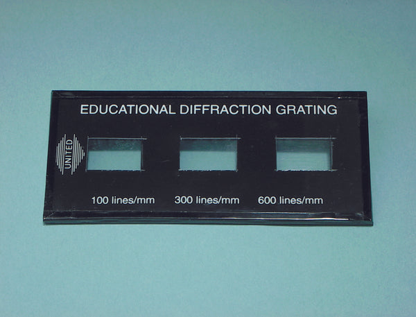 Demo Diffraction Grating - lyonscientific