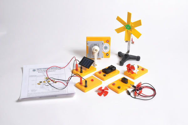 Energy Conversion Kit - lyonscientific