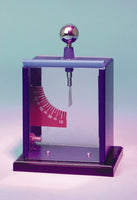 Gold Leaf Electroscope - lyonscientific