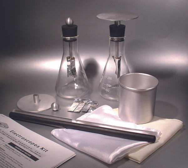 Electroscopes Kit - lyonscientific