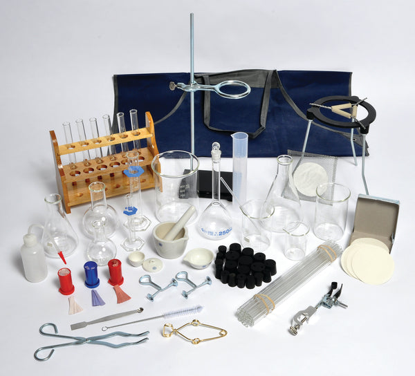 Chemistry Hardware Assortment, Deluxe - lyonscientific