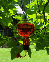 Boiling Flask Hummingbird Feeder