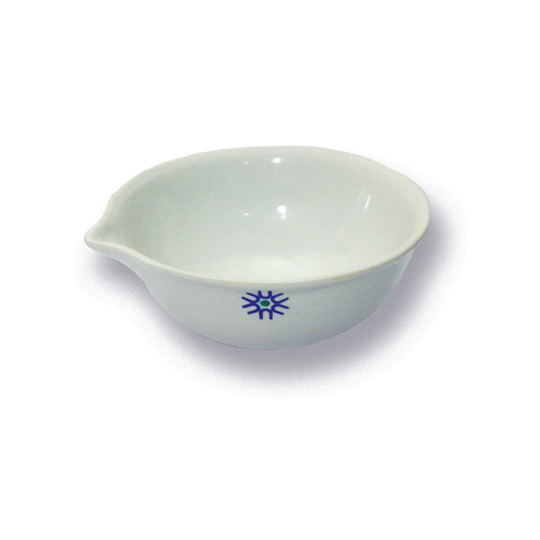 Evaporating Dishes, Round Form, Porcelain - lyonscientific