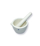 Mortar and Pestle Sets, Deep Form, Porcelain - lyonscientific