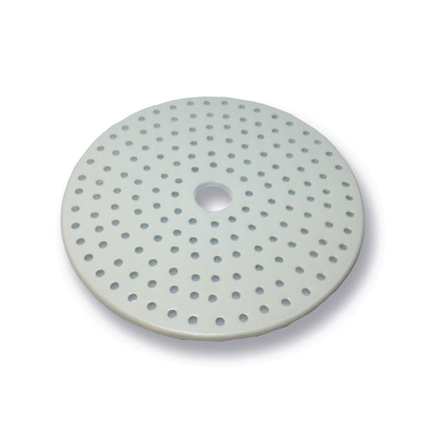 Desiccator Plates with Small Holes, Porcelain - lyonscientific