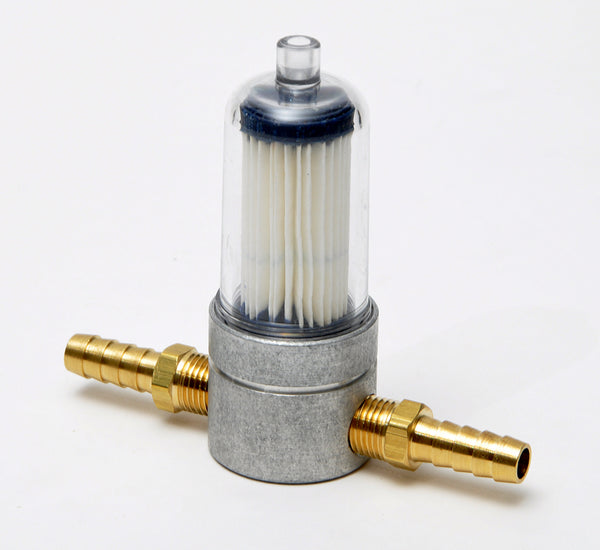 High Vacuum inline filter