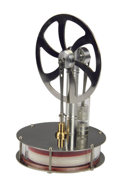 Low Temperature Difference Stirling Engine - lyonscientific