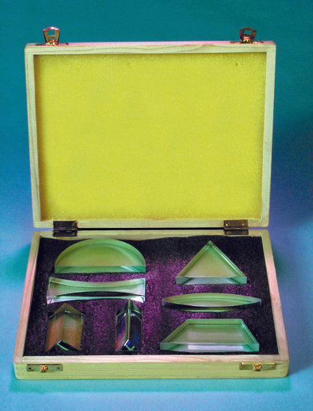 Prism and Lens Set - lyonscientific