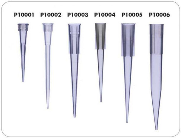 Micropipette Tips, Low Retention, PP - lyonscientific