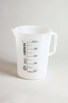 Beakers with Handle, Printed Graduations, PP - lyonscientific