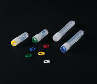 Cryo Coders for Skirted Base Vials, HDPE - lyonscientific