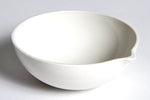 Porcelain Evaporating Dishes, Economy - lyonscientific