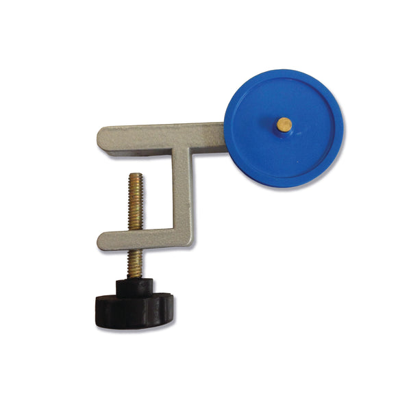 Bench Pulley with Clamp, Vertical - lyonscientific