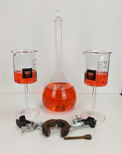 Labware Wine Decanter Set
