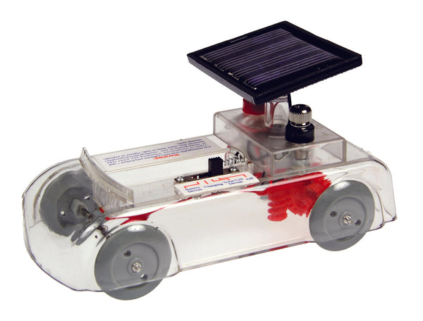 Solar Powered Car - lyonscientific
