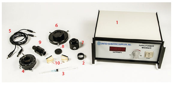Surface Plasmon Resonance Apparatus - lyonscientific