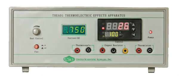Thermoelectric Effects Apparatus - lyonscientific