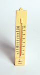 Wall Thermometer on Plastic Base - lyonscientific