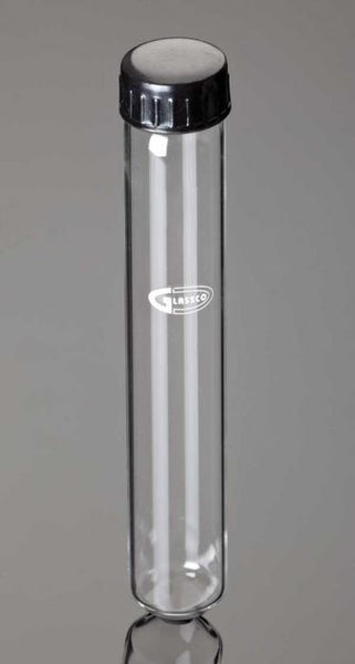Culture Tubes with Cap, Round Bottom - lyonscientific