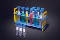 Test Tube Rack Set, Plastic Tubes - lyonscientific