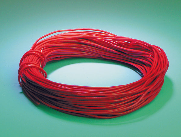 Connecting Wire, Plastic Insulated Copper - lyonscientific