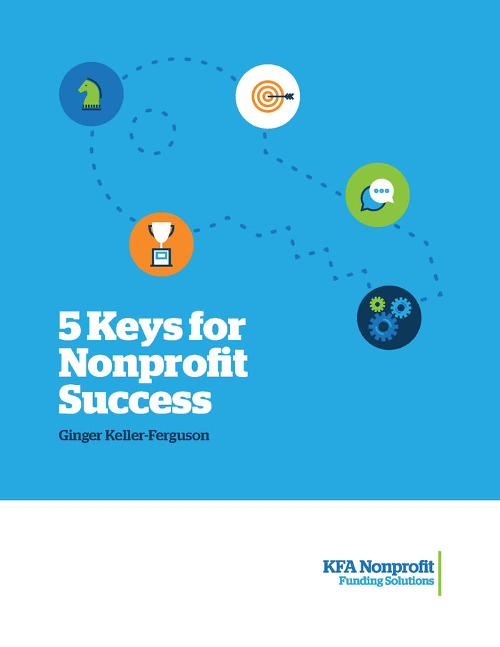 eBook: The 5 Keys for Nonprofit Success
