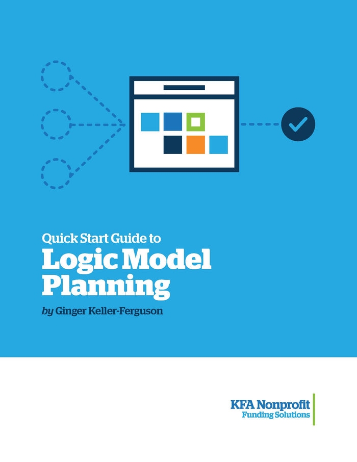 eBook: Quick Start Guide to Logic Model Planning